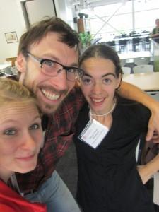 Aleksandra Katancevic, Simon Côté, Marie-Claude Bouchard